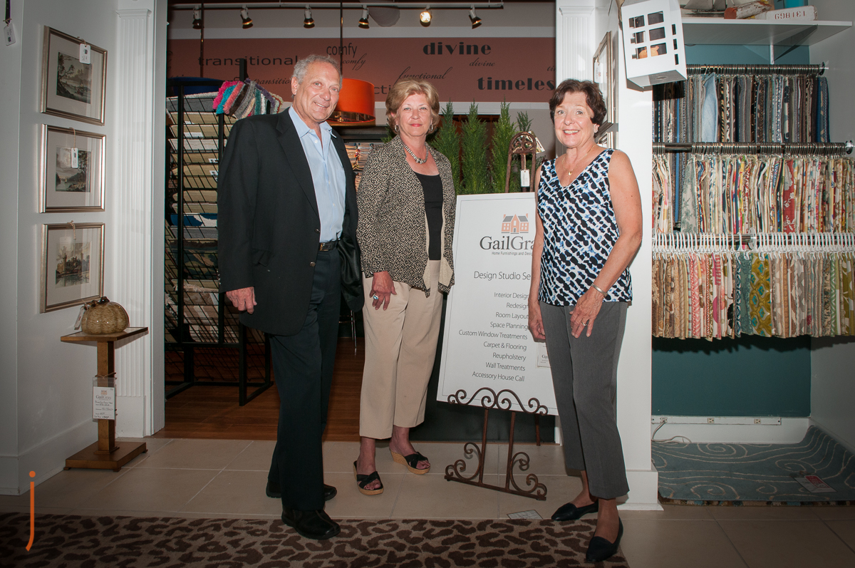 The JUDITH ADELE AGENTIS CHARTIABLE FOUNDATION HAS BEEN SELECTED BY; GAIL GRAY- Home Furnishings and Design