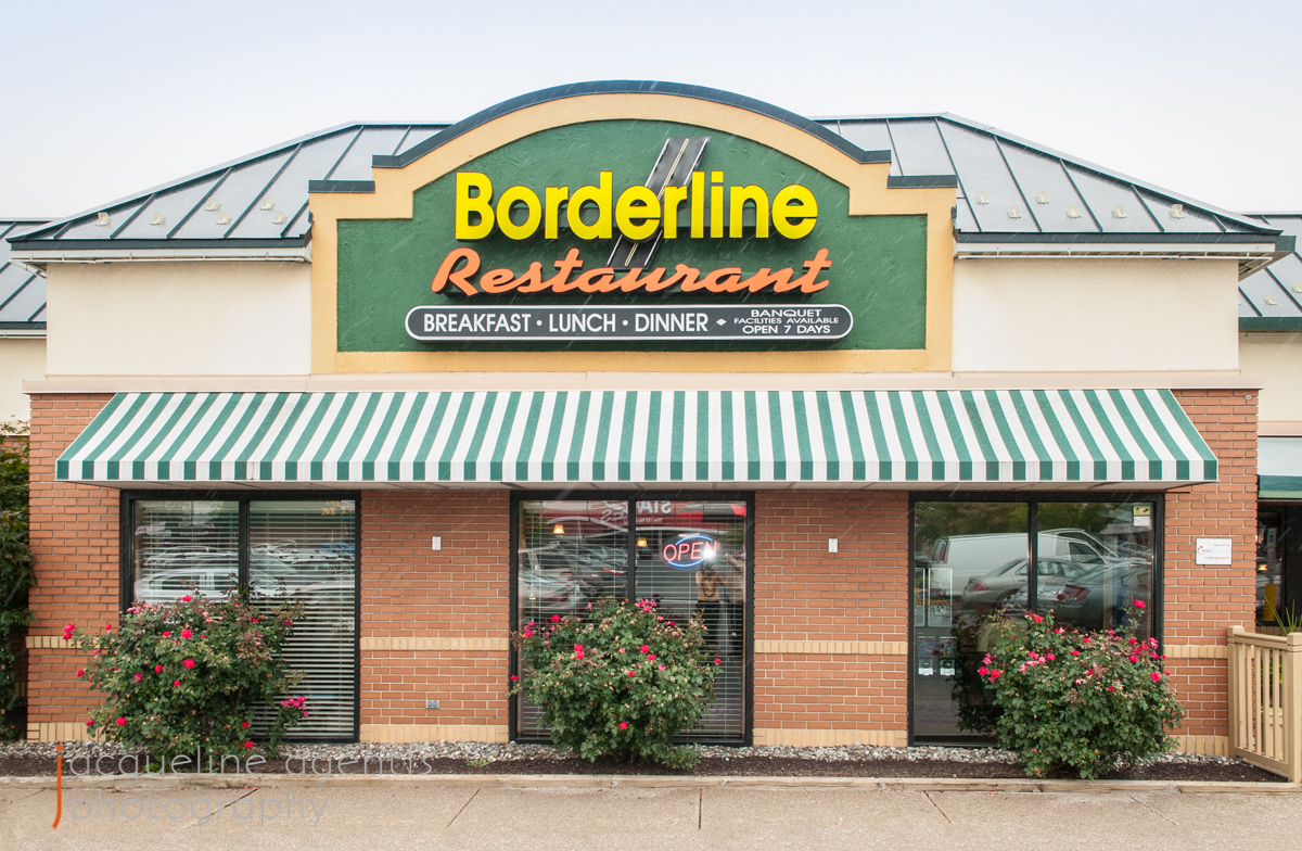 The Borderline Restaurant, Bethlehem Pennsylvania, a supporter of the JAAC Foundation