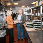 Shula's Steakhouse Donates to Judie's Table